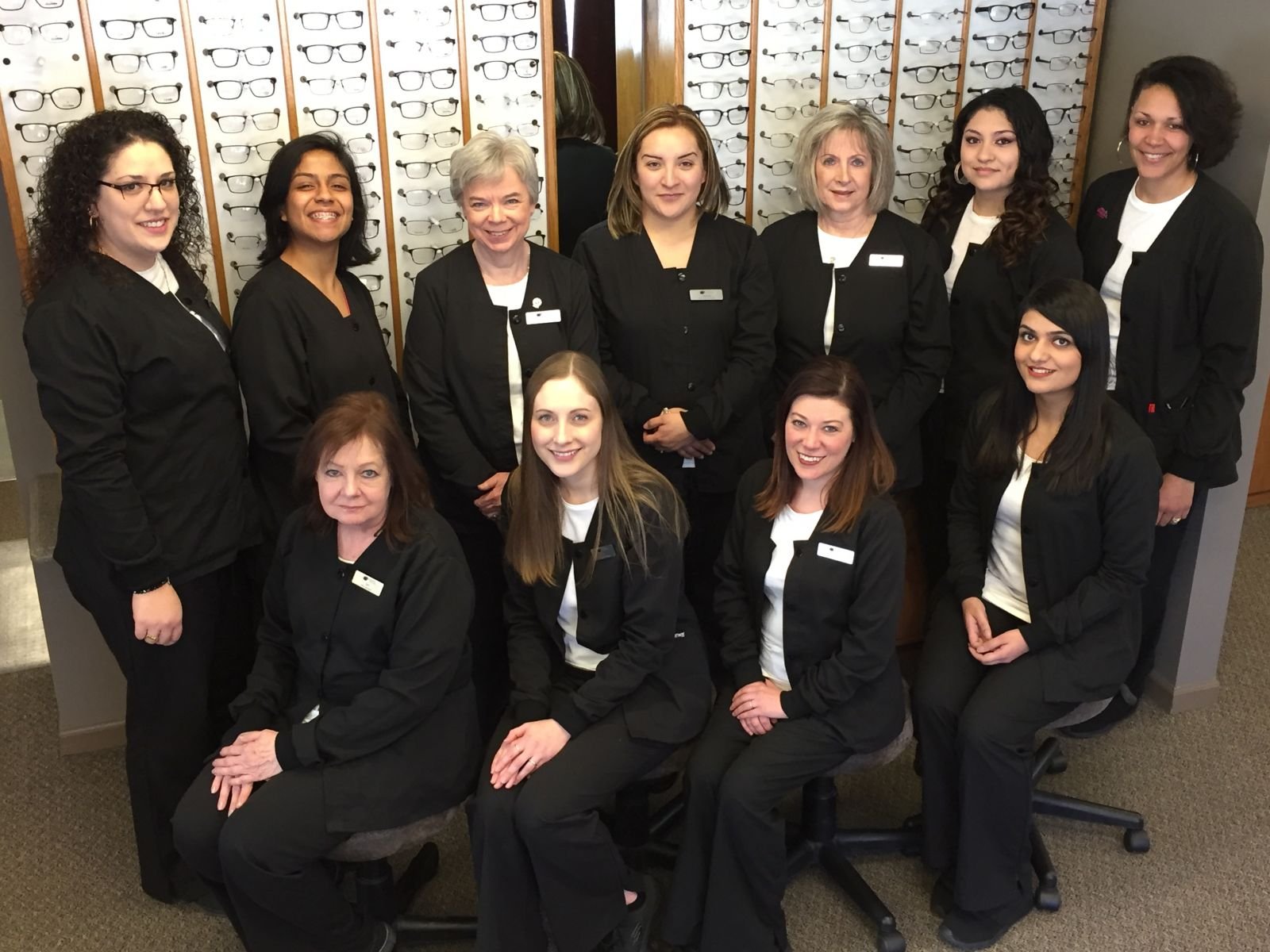 Skowron Eye Care Staff